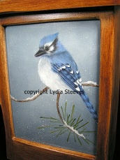 Blue Jay Acrylic e-Packet