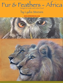 Fur and Feathers - Africa e-Book