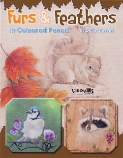 Fur and Feathers in Coloured Pencil Vol 1