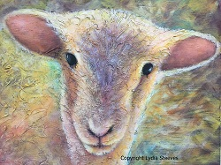 Shirley The Sheep Acrylic Online Class