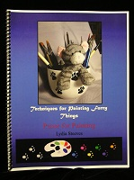 Techniques for Painting Furry Things  e-Book